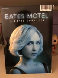 Box - bates motel - dvd - série completa