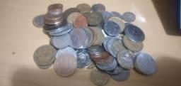 Moedas Antigas (25 moedas)