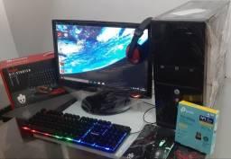PC Gamer Asus + SSD + Kit Gamer + Wifi + 1 ano de garantia em 12x sem juros