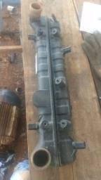 Par Caixa lateral radiador gol G5
