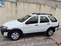 Fiat Pálio Weekend Adventure 1.8 Flex 2006/2007