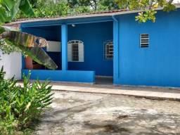 Casa 2 Qts c/ Quintal em Manguinhos - Parcelo