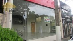 Título do anúncio: Salão para alugar, 100 m² por R$ 3.500,00/mês - Jardim Bongiovani - Presidente Prudente/SP