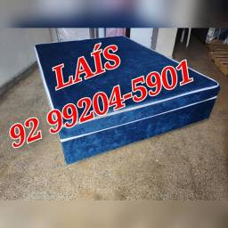 Cama cadal Box azul oferta