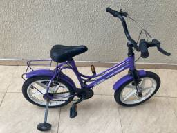 Bicicleta aro 16 wendy bike .