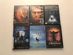 Coleção Dvds Filmes de Terror !!