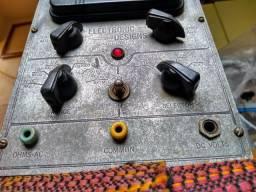 Homimetro e voltímetro