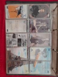 Cartões Telefônicos colecionáveis