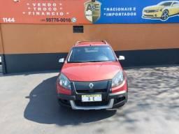 Renault Sandero Stepway 1.6 Vermelho