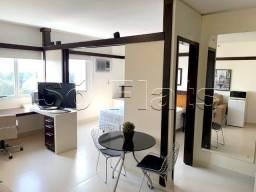 Flat em Alphaville, com excelente localização e com fácil acesso a São Paulo. Consulte-nos