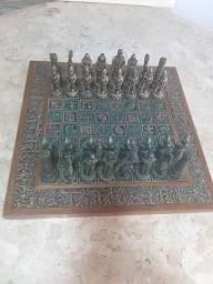Jogo de Xadrez - Tabuleiro e peças