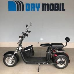 Scooter Elétrica muuv Custom L - Apenas 156km