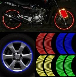 Fita luminosa para carro ou moto