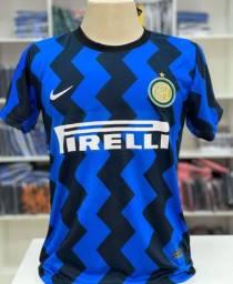 Camisa de Time Inter de Milão