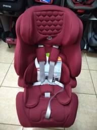Cadeira 9 a 36kg vermelha