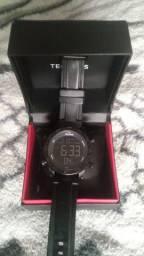 Relógio Technos Original, na caixa, com nota e garantia. Perfeito!