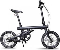 Bicicleta Elétrica Xiaomi MI QICYCLE Folding Bike - Dobrável - 250W - Preto