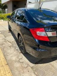 Honda Civic 2.0 LXR flex 2014