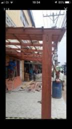 Carpinteiro telhadeiro