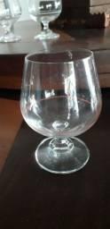 4 copos conhaque