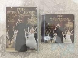 Vendo CD e DVD Padre Reginaldo Manzotti
