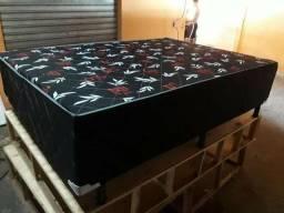 Cama Box Casal 8cm 390,00