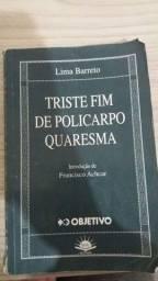"""Livro """"Triste fim de Policarpo Quaresma"""""""