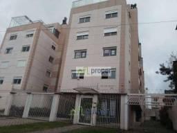 Apartamento com 3 dormitórios para alugar, 115 m² por R$ 2.400/mês - Centro - Pelotas/RS