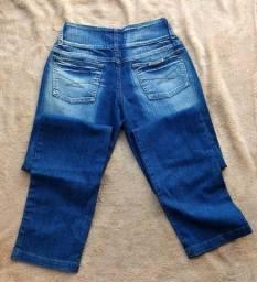 Calça jeans feminina 36
