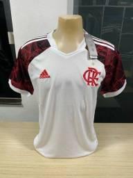 Camisas Do Flamengo Branca Original