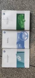 Título do anúncio:  Manual Original VW Gol, Voyage e Saveiro G5
