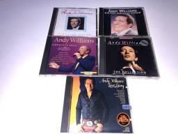 Coleção Cds Andy Williams !!
