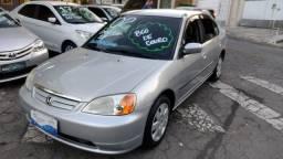 Civic LX 2002
