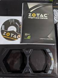 Zotac GTX 760 amp edition - Usado