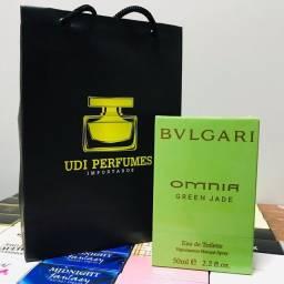 Título do anúncio: Perfume Bvlgari Omnia Green Jade 50ml - Aceitamos Pix!!!