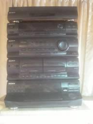 O mais potente som da sony n_-lbt 555 valor r$ 1.000.00 entrego todo Brasil