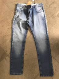 Calça Jeans 16 anos Masculina Nova