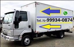 Transporte de Cargas, Mudanças e Entregas, Reboques e Caminhão Muck Para Todo o Brasil