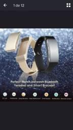 Bracelete smartwatch última geração