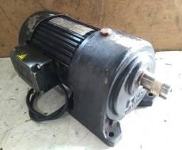 Motoredutor 1x50 c/ freio 2 cv
