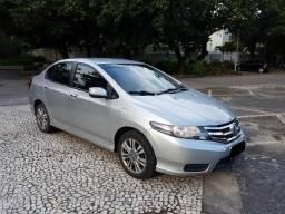 Honda City 1.5 EX 16v Flex 4p Automático - 2013 - 2013
