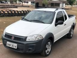 Fiat strada 2018/2018 1.4 mpi hard working ce 8v flex 2p manual - 2018
