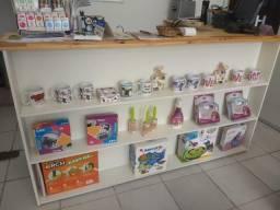 Balcão loja pet shop