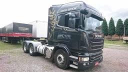 Scania Griffin Edition R480 (6x4) - 2016