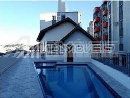 Apartamento à venda com 3 dormitórios em Capoeiras, Florianopolis cod:14742