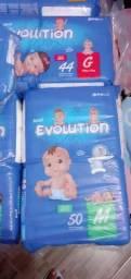 Fralda marca Evolution