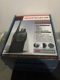 2 Rádios Baofeng BF - 888s