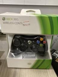 Controle Xbox 360 NOVO