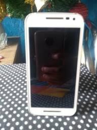 Celular Moto G3 para sucata