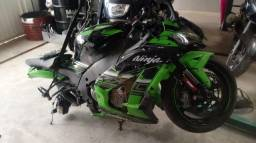 Moto Para Retirada De Peças/sucata Kawasaki Zx10 R Ano 2017